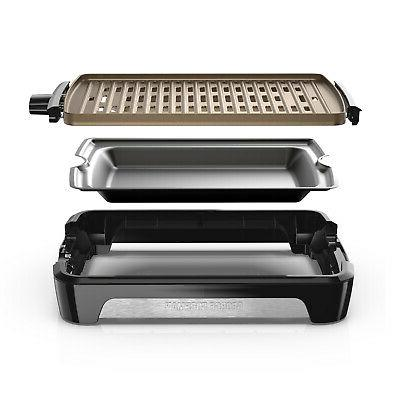 George Foreman In. Grill, Black,