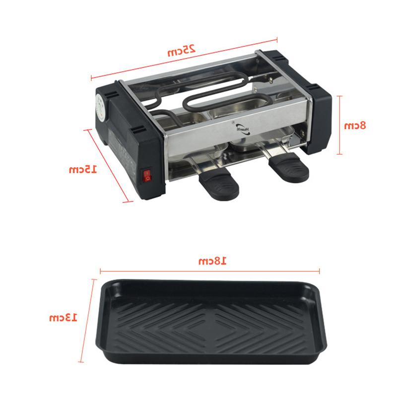 Kbxstart 220V Multifunction <font><b>Griddles</b></font> Temperature 1000W For