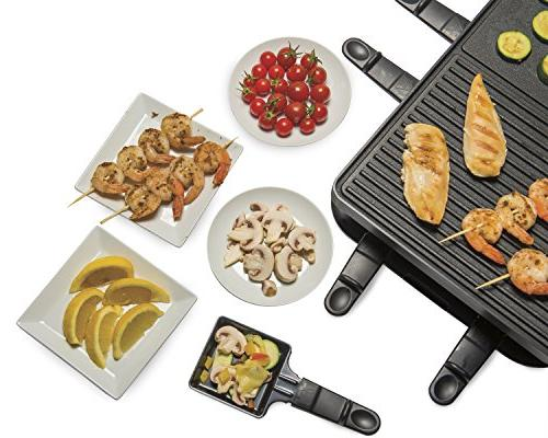 Hamilton Beach 31612-MX Indoor Grill, Square Inch Black