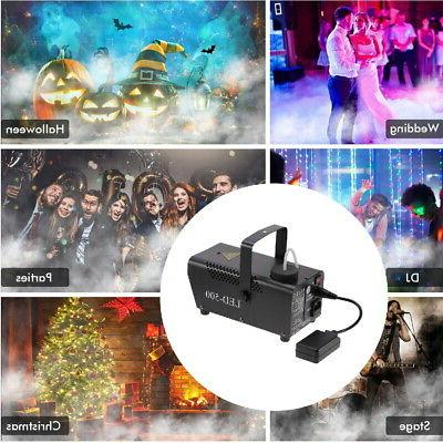 500W Wireless Machine Stage Remote Control