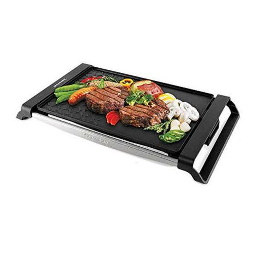 900/1600W Electric Grill BBQ Indoor Barbecue Plates Smokeless
