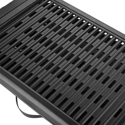 Electric Indoor Grill Classic Surface Removable