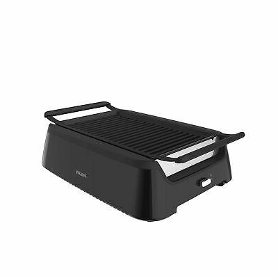 Philips Smoke-less Indoor BBQ Grill, Avance Collection, HD63