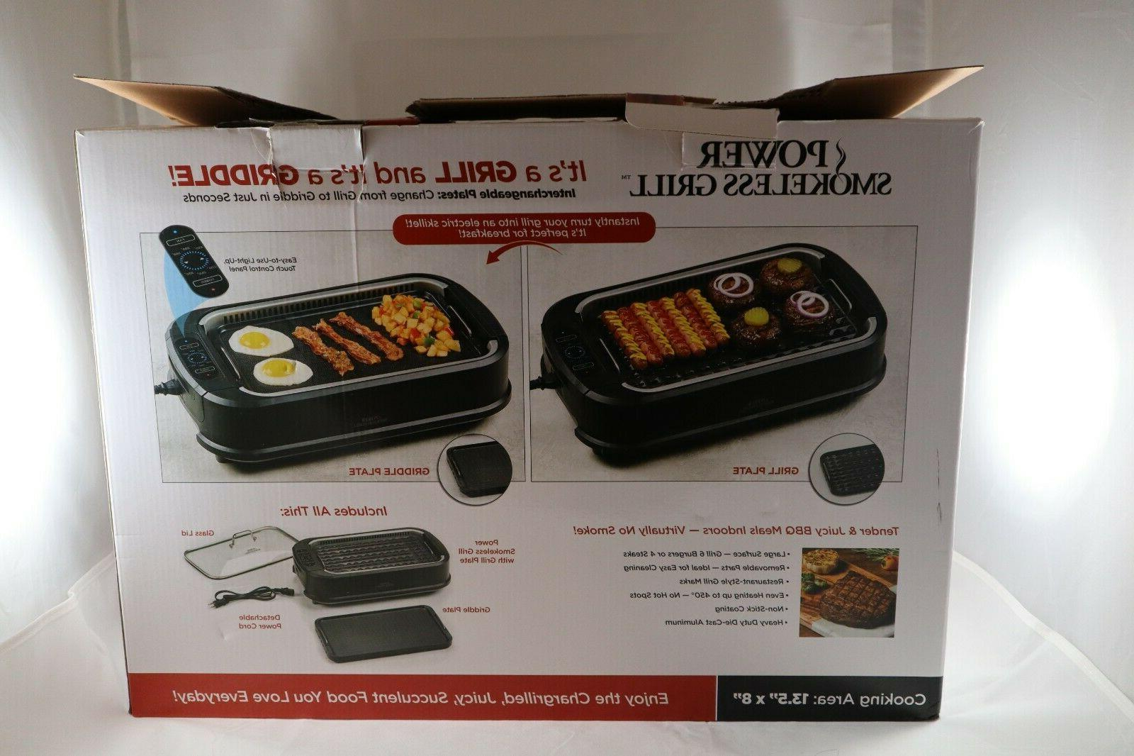 As TV by Smokeless Indoor Grill - FREE