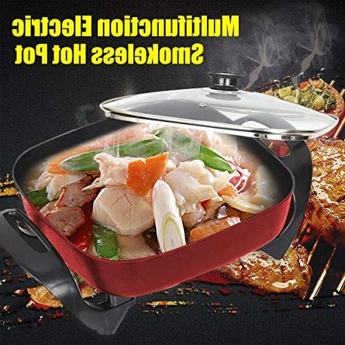 Best Quality Soup & 220V Electric Grill Smokeless Cooking Durability - HURA 1 PCs