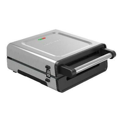 George Foreman Contact Smokeless Ready Grill Family Size 4-6