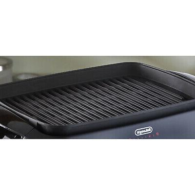New Durable Indoor Electric Grill Watts Non-Stick BBQ