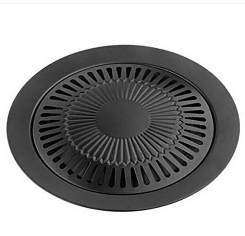 #1 Dr. Healthy Indoor Stove top BBQ Grill Barbecue