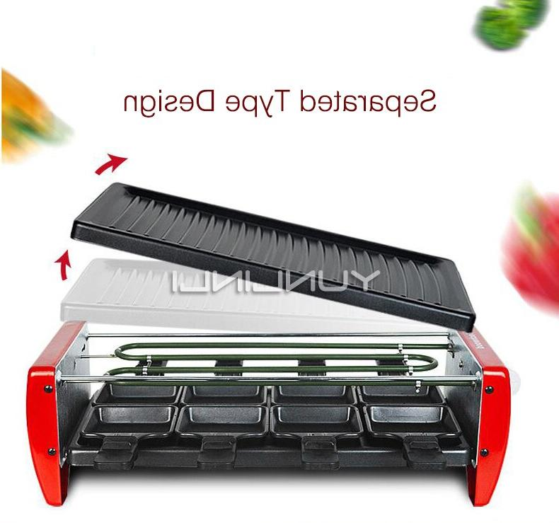 Electric Machine Household Non-stick <font><b>Grill</b></font> GR-108