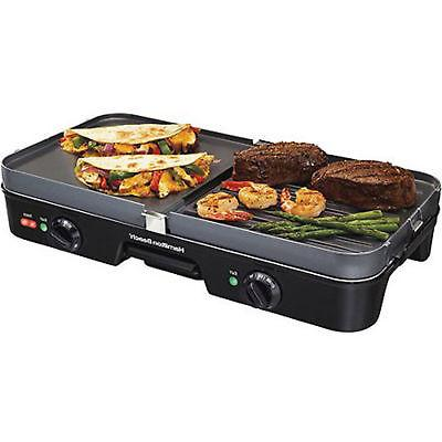 electric grill bbq 3 in 1 indoor