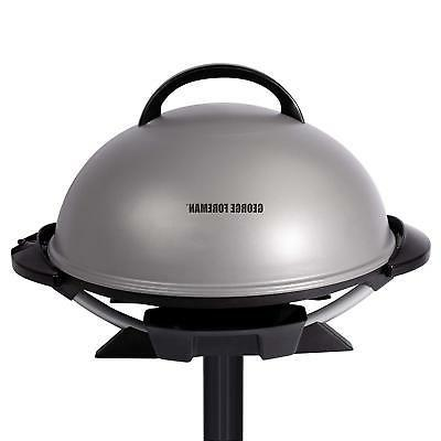 Electric Grill BBQ Indoor Nonstick Safe