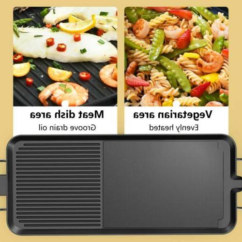 Non Smokeless BBQ Griddle