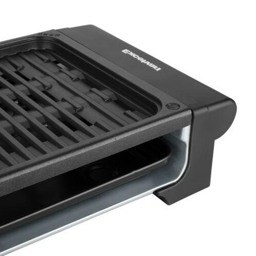 Electric Grill Indoor Barbecue Griller Non-stick
