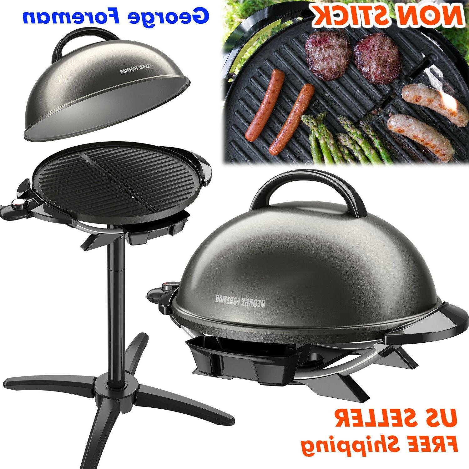 electric grill outdoor griddle indoor bbq griller