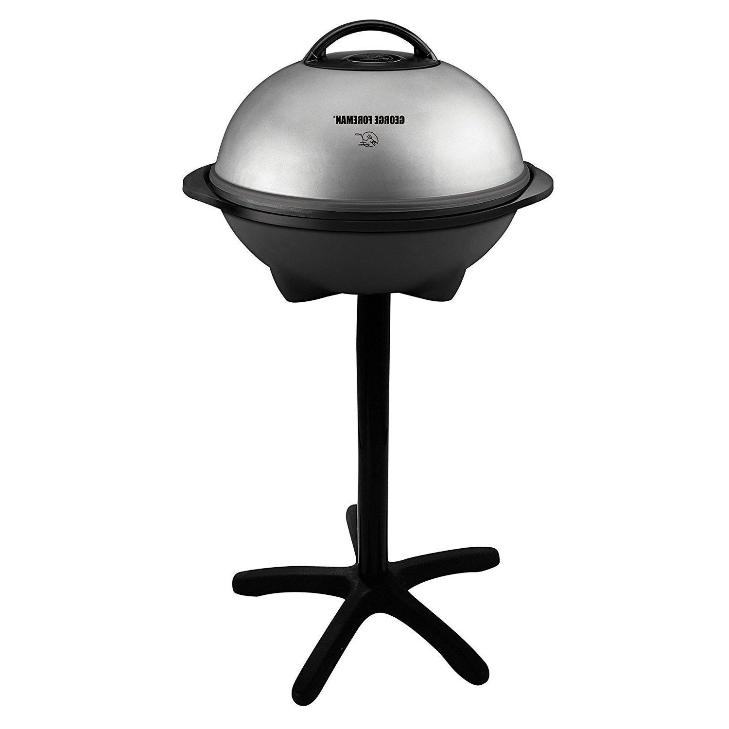 electric grill smokeless stainless portable indoor outdoor