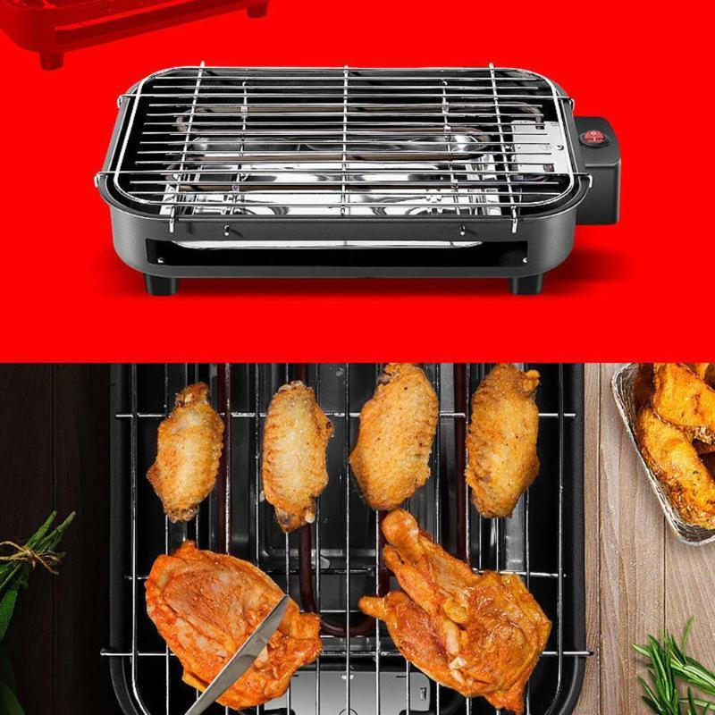 electric heating bbq household font b grill