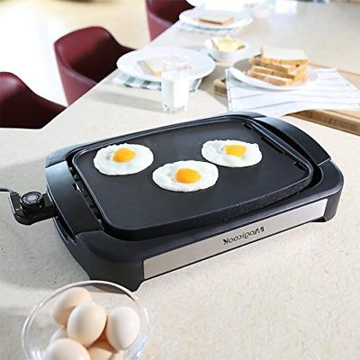 Magicook Electric Griddle Nonstick Plate Control