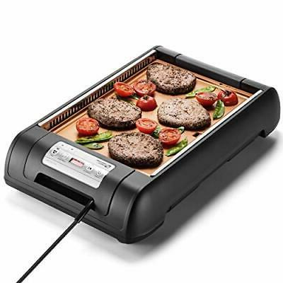 Magic-Mill and Griddle for Indoor in Your kitch