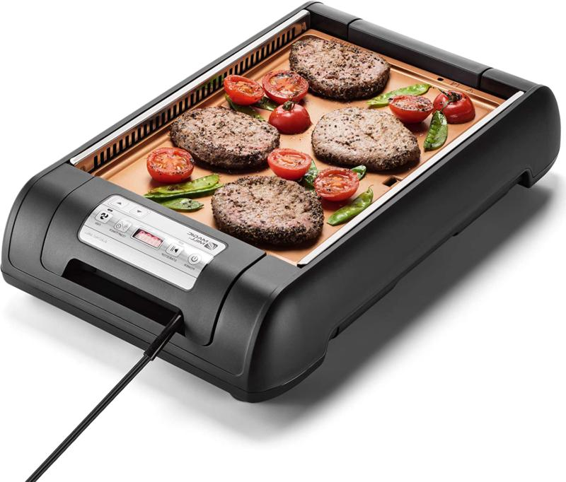 Magic-Mill Electric and Griddle Pan Temperature Control