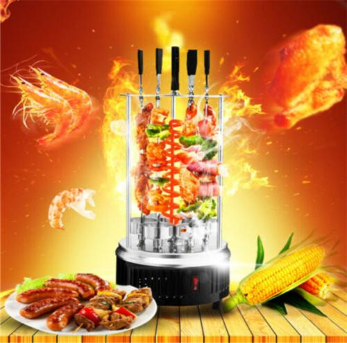 Electric Smokeless Grill Machine