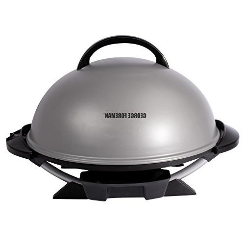 George Foreman GFO240S 15-Serving Indoor/Outdoor