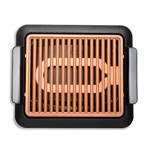 Gotham Steel Electric Grill As Seen On