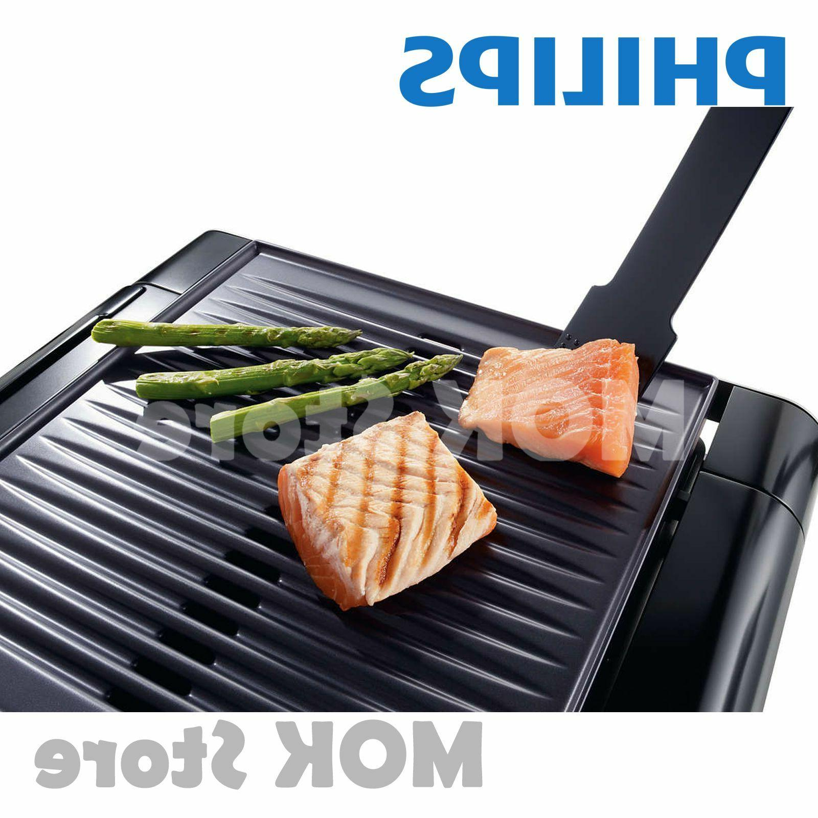 PHILIPS Electric Table Ribbed 220V For BBQ