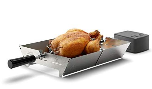 Philips Rotisserie Attachment, Stainless