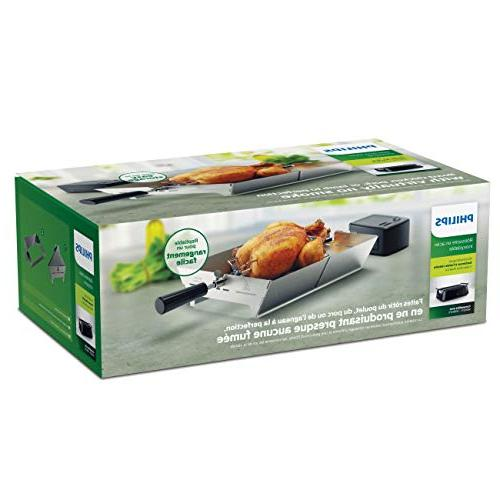 Philips Grill Rotisserie Attachment,