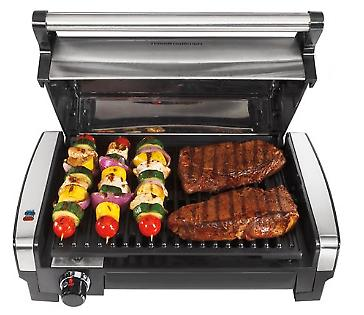 Indoor Grill Portable BBQ Kitchen Home Cooking NEW