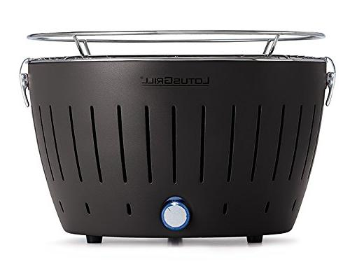 lotusgrill charcoal barbecue