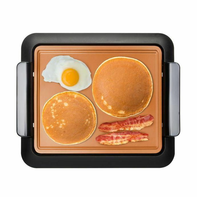 GOTHAM STEEL Smokeless Grill and