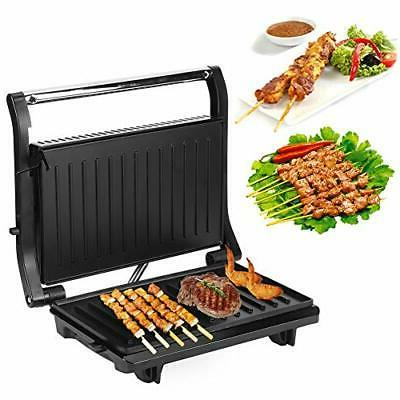 Panini Press Grill,750W Household Grill