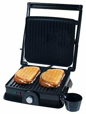 Press Grill Gourmet Electric with by