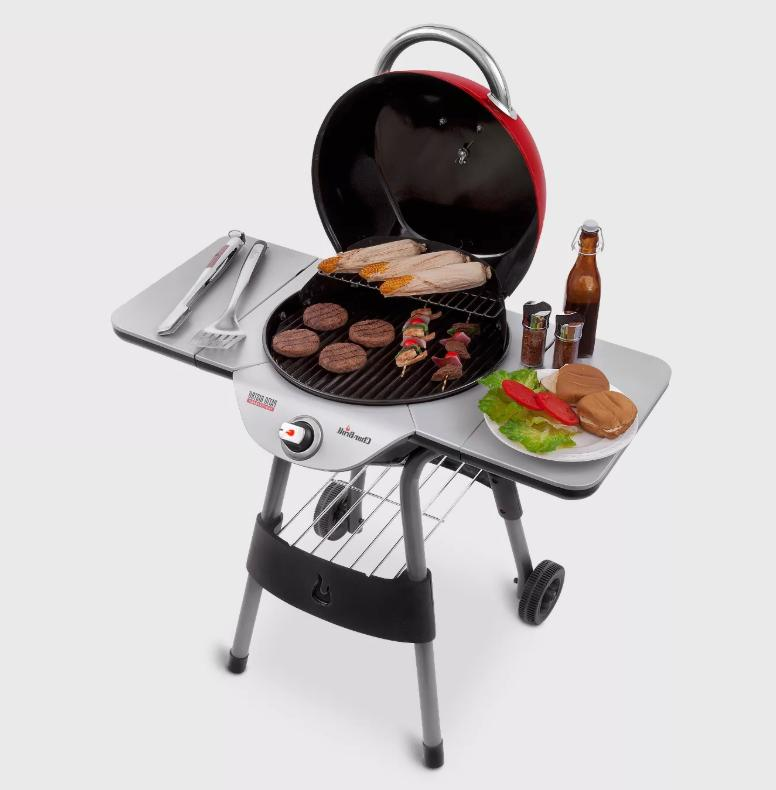 patio bistro electric grill