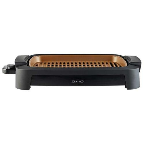 power smokeless grill nonstick 12 x 16