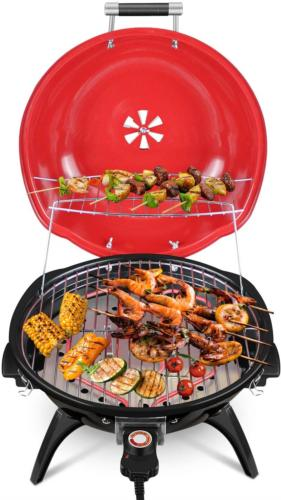 pro smokeless grill indoor outdoor portable electric