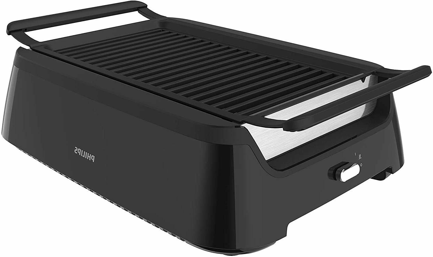 hd6371 94 avance smokeless indoor bbq grill