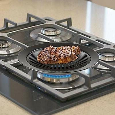Smokeless Contact Grills Indoor Stove Dining