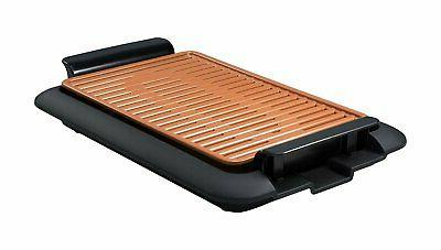 Gotham Steel Smokeless Grill Indoor BBQ TV