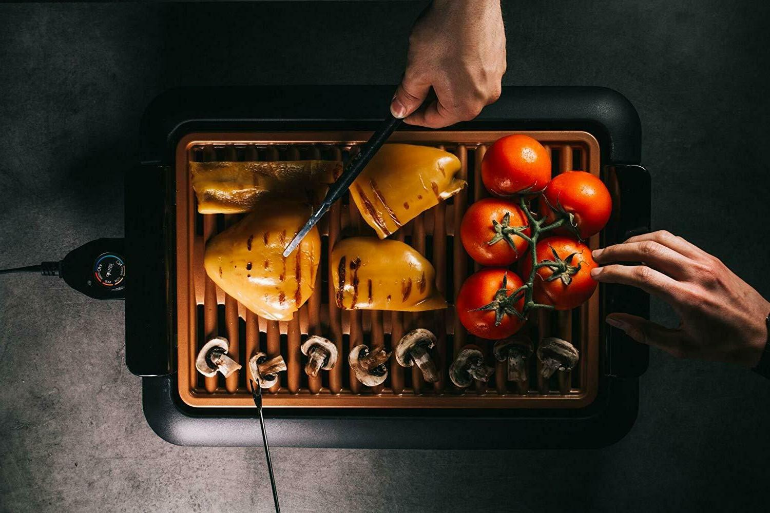 Gotham Grill Interchangeable Griddle Surface