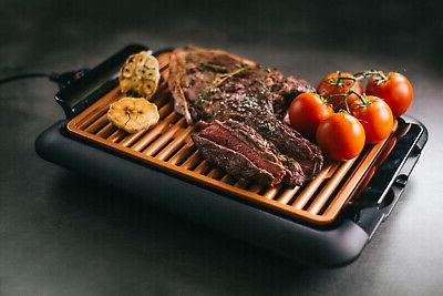 Gotham Electric Grill with Griddle