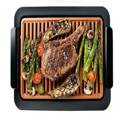 Gotham Electric Grill NonStick Surface Indoor/Outdoor