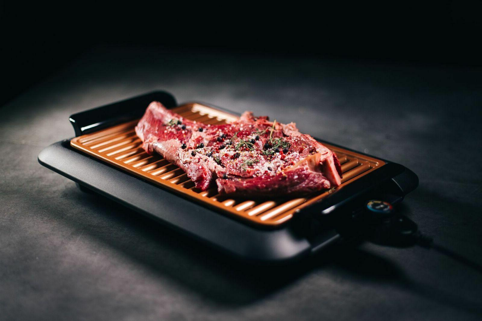 Gotham Smokeless Indoor Grill Portable -As TV