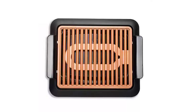 smokeless grill as seen on tv