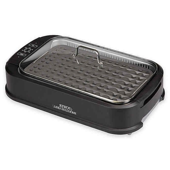 POWER GRILL Electric Lid