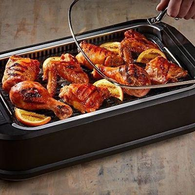 Smokeless Electric POWER Watts XL Non-Stick ON