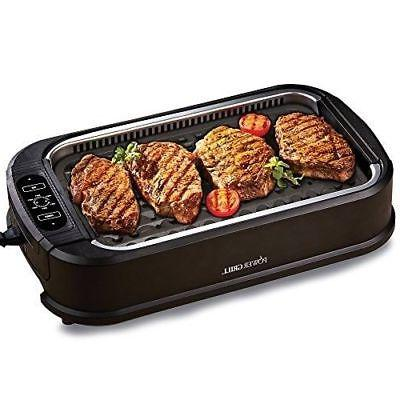 smokeless indoor electric grill 1200 watts xl