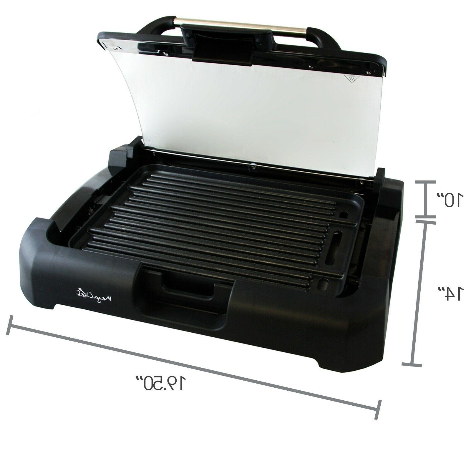 1800 Non-Stick BBQ Removable