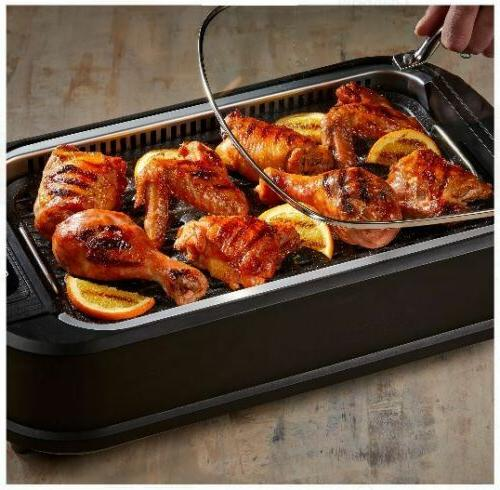 Smokeless Indoor Grill Cerami-Tech Dishwasher Safe